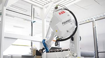 Roboți Industriali in indutria auto